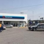 Sujetos asaltan banco en Torreón: se llevan 40 mil pesos