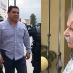 Director de colegio en saltillo golpea con un tubo a anciano