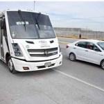 Anticipa funcionario aumento al trasporte publico de Saltillo