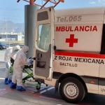 'Escapa' hombre sospechoso de coronavirus en Saltillo