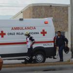 Enfermera aplasta con su auto los pies de un hombre en Saltillo