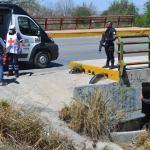 Llevaba dos días desaparecido; lo encuentran muerto, en arroyo de Saltillo