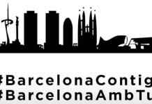 Barcelona contigo