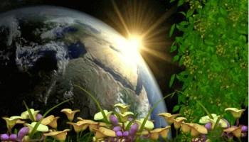 Вознесение Земли (О вашей глубинной памяти)