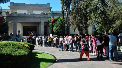 La #4T tiene que informar sobre gastos en la exhibición de Roma en Los Pinos: INAI