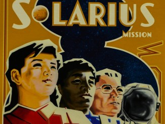 Solarius Mission Cover