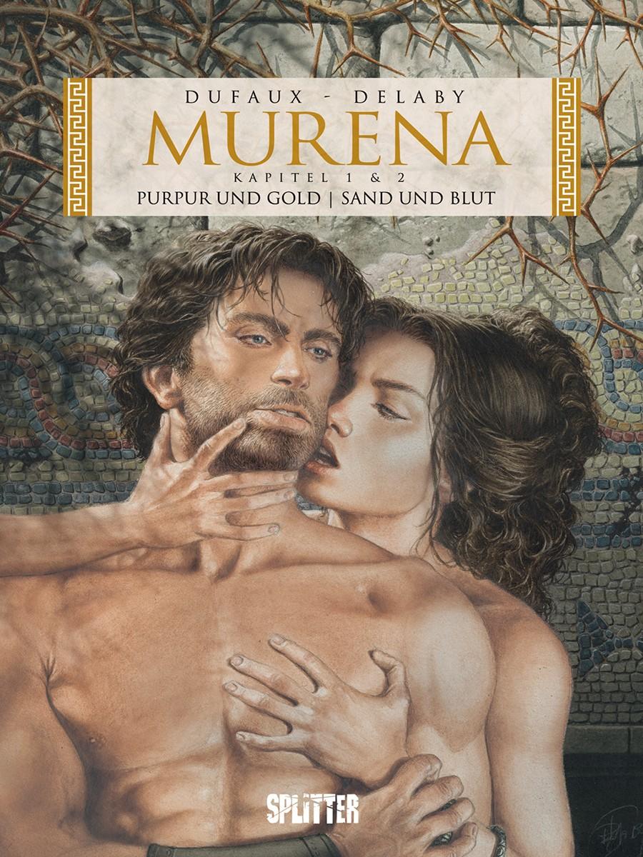 Murena Bd.1 Cover