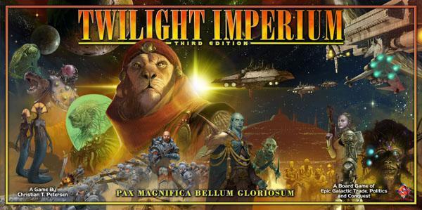 Twilight Imperium 3rd Ed.
