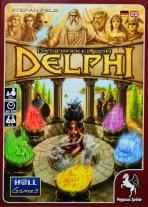 Das Orakel von Delphi Cover