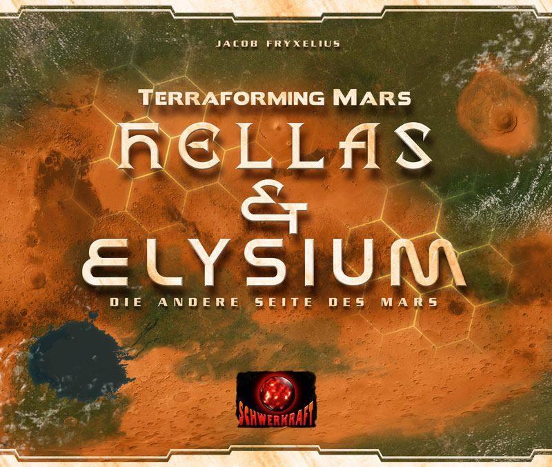 Im Juli kommt die erste von vier neuen Terraforming Mars Erweiterungen
