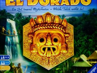 Wettlauf nach El Dorado Cover-1