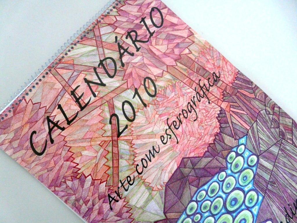 calendário 2010 - VPadin