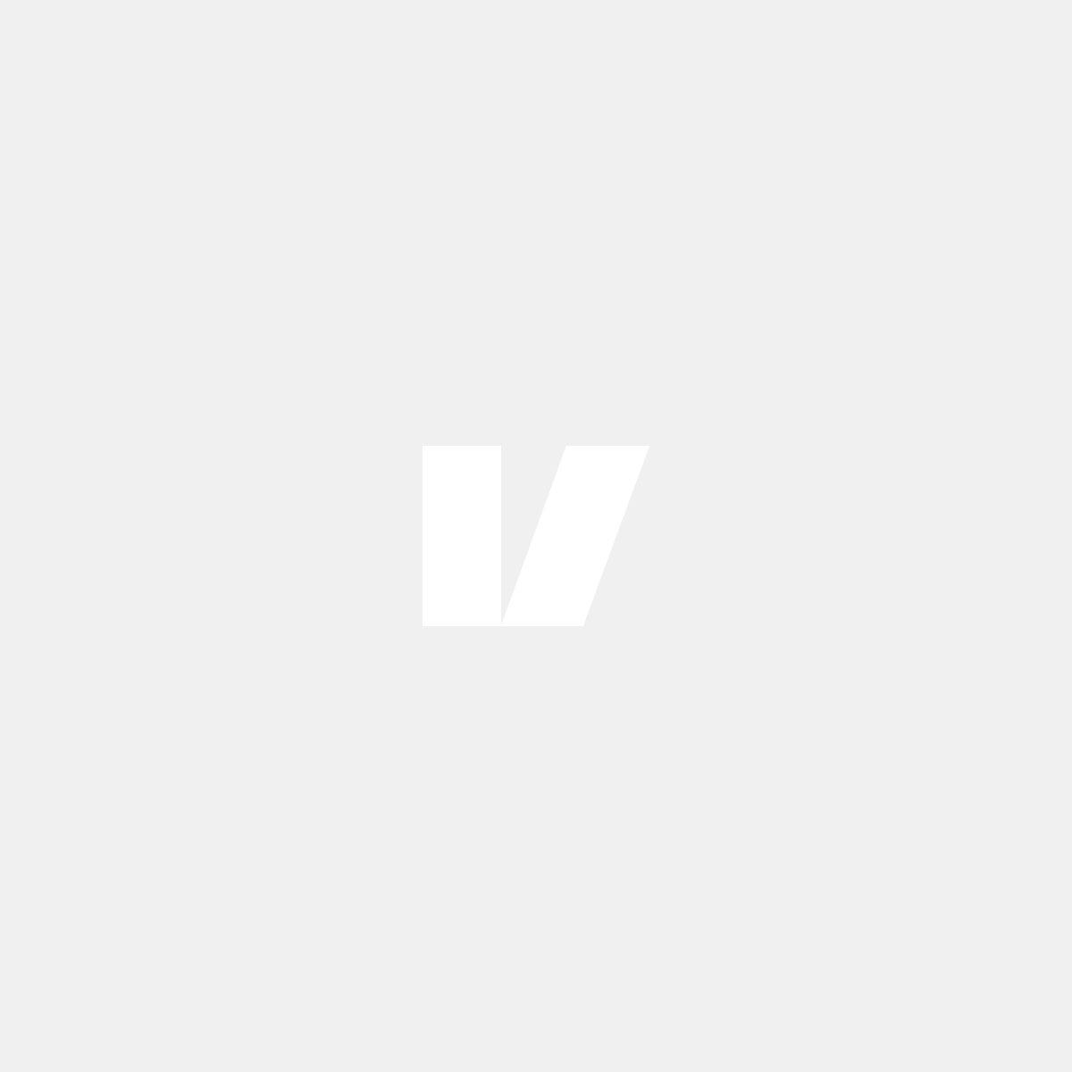Mutter för glidkåpa till USA-front till Volvo 240, 260