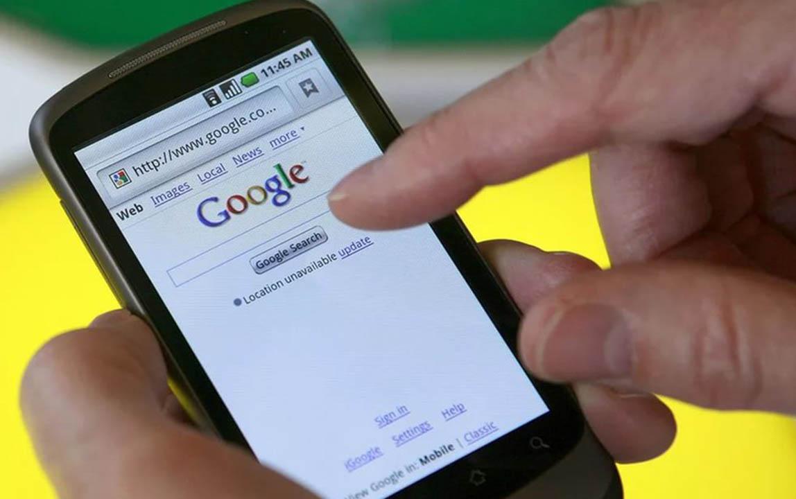 """Conectando um smartphone à Internet com base no """"Android"""""""