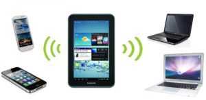 Tablet için modem modu