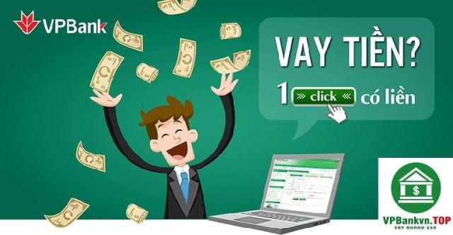 lãi suất vay tín chấp ngân hàng vpbank