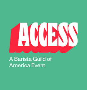 Brent Hall Speaking at Access: A Barista Guild of America Event