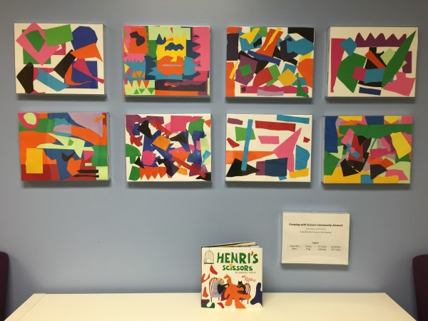 Preschool Art Gallery
