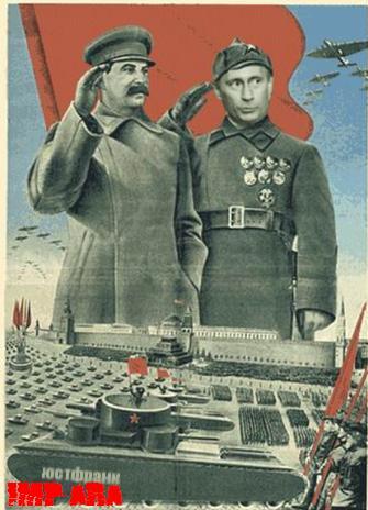 stalin-putin