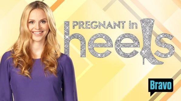 pregnant in heels 2