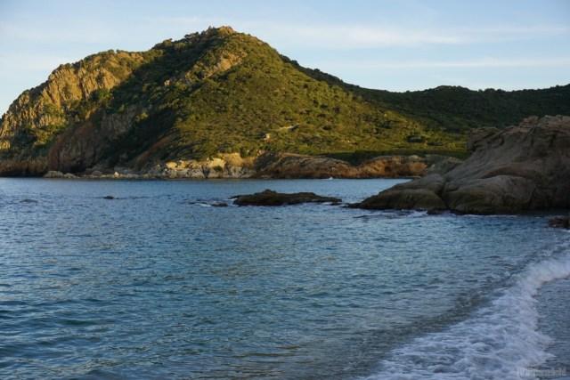 Lagune auf Sardinien, Capo Ferrato