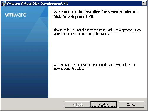 VMware Disk mount Utility : Retrieve data present on VMDK