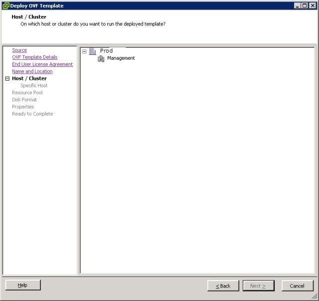 vcenter support assistant 5.5 - 7