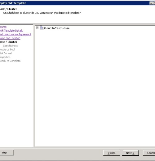 Application Director Intergration with vCAC 6.0 - Part 1- 6