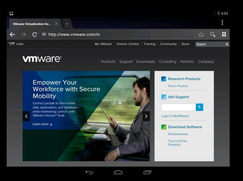 How To Run Android Kitkat on VMware Workstation 23
