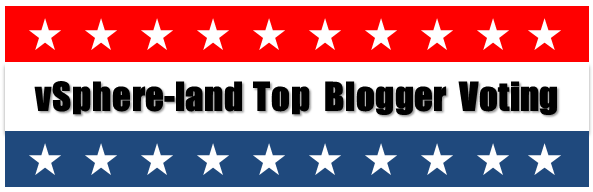 Top vBlog Voting