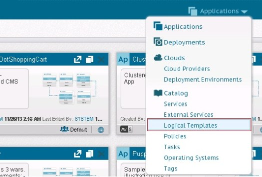 Application Director Intergration with vCAC 6.0 - Part 8 - 5