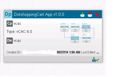 Application Director Intergration with vCAC 6.0 - Part 9 - 10