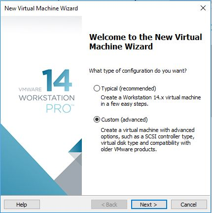 How to install Android Nougat on VMware Workstation 14 Pro