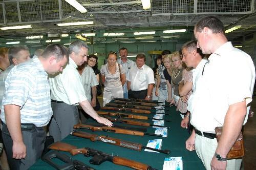 Ассортимент экспортируемого в США ижевского оружия увеличится