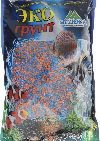 Как выбрать аквариумный грунт: виды, советы и правила grunt dlya akvariuma vidy vybor i primenenie 18 AquaDeco Shop