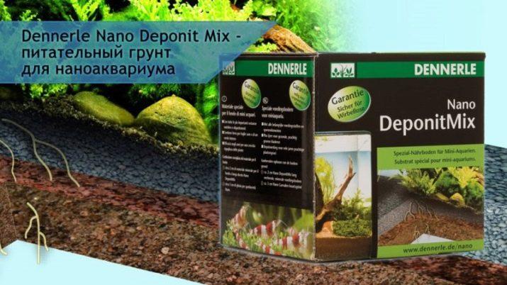 Как выбрать аквариумный грунт: виды, советы и правила grunt dlya akvariuma vidy vybor i primenenie 16 AquaDeco Shop
