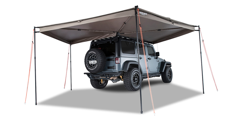 New - Rhino Rack Batwing and Sunseeker range