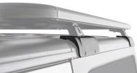 Vortex RLT600 Black 2 Bar Rhino-Rack Backbone Roof Rack ...