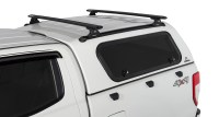 #JA6378 - Vortex RLT600 Trackmount Black 2 Bar Canopy Roof ...