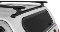 #JA6378 - Vortex RLT600 Trackmount Black 2 Bar Canopy Roof ...