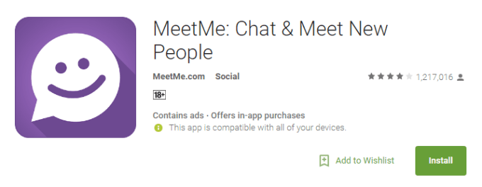 meetme for pc
