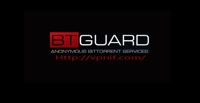 BTGuard is a BitTorrent vpn