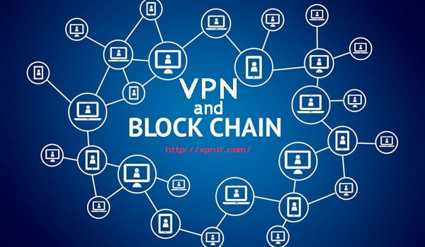 Blockchain technology and vpn service
