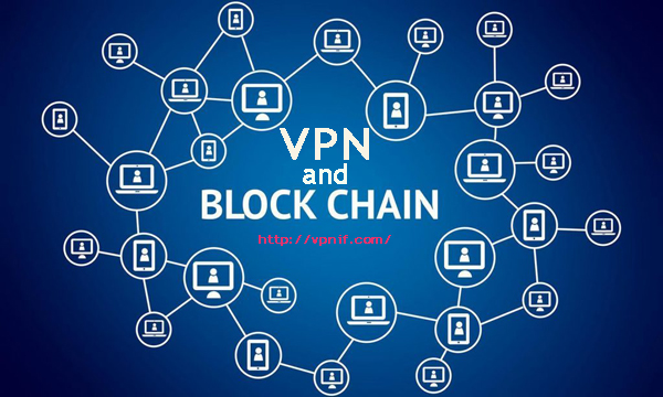 Blockchain technology and vpn service