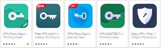 vpn proxy master is first