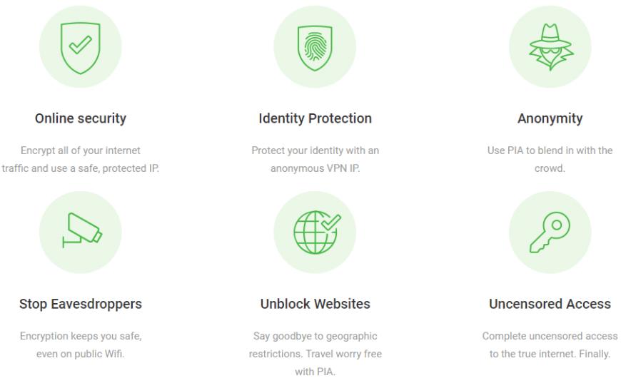 More Private Internet Access You'll Love