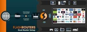 dual router setup