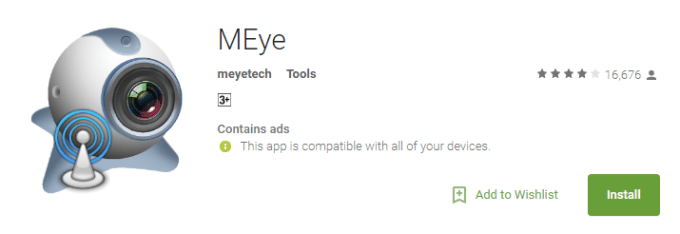 meye for pc