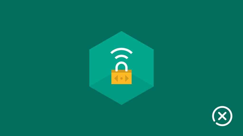 Uninstall Kaspersky VPN