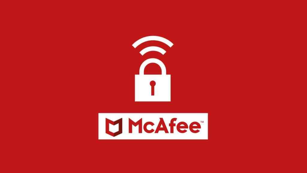 Uninstall McAfee VPN
